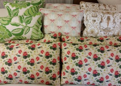 Feathered Nest Soft Furnishings Dorset Cushions Assorted 1